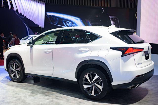 Lexus NX 2018 ra mắt thị trường Việt Nam - 6
