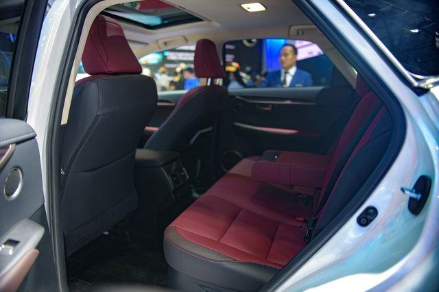 Lexus NX 2018 ra mắt thị trường Việt Nam - 7