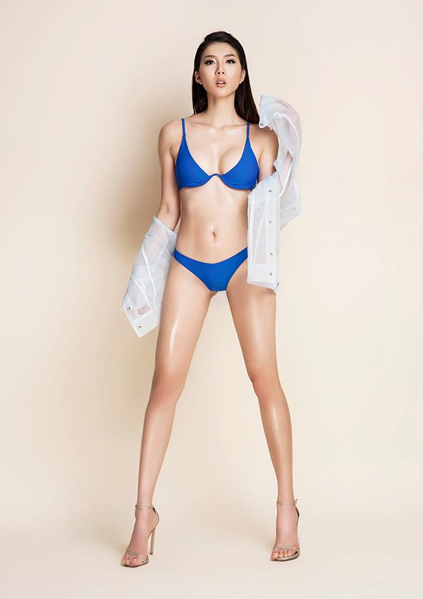 """""""Mòn mắt"""" vì gái 1 con Ngọc Quyên mặc bikini, mẹ bỉm sữa """"phát hờn"""" - 4"""