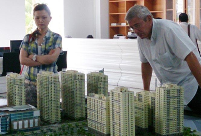 Người nước ngoài 'đổ xô' mua nhà ở TPHCM - 1