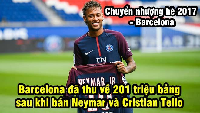 Barca thay Neymar bằng SAO 100 triệu euro: 2 ngày nữa công bố - 1