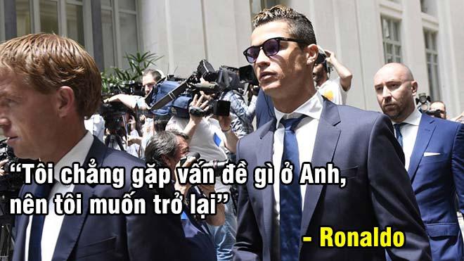 MU và điệp vụ Ronaldo - Bale: Vật cản 38000 tỷ đồng - 1