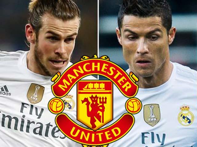 MU và điệp vụ Ronaldo - Bale: Vật cản 38000 tỷ đồng