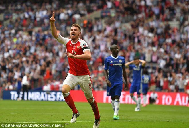Arsenal đấu Siêu cúp Anh: Wenger chế nhạo fan nhà - 2