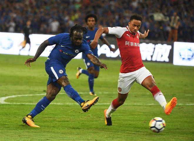 Arsenal đấu Siêu cúp Anh: Wenger chế nhạo fan nhà - 1