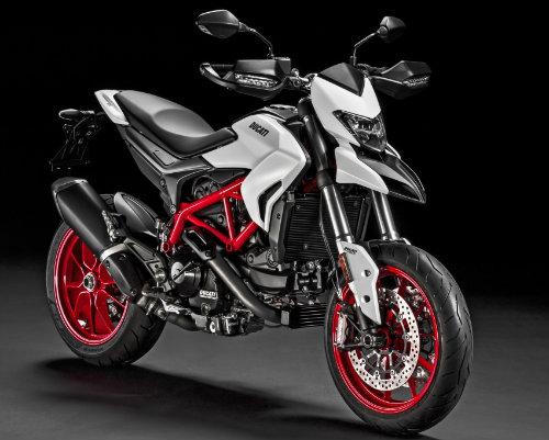 2018 Ducati Hypermotard 939 khoác áo mới sang chảnh - 2