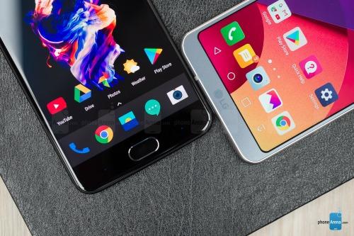 OnePlus 5 và LG G6: Bằng giá, cấu hình khác biệt - 3