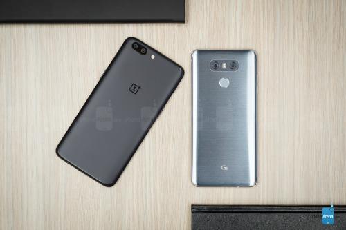 OnePlus 5 và LG G6: Bằng giá, cấu hình khác biệt - 6