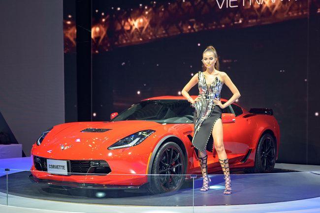 Xe thể thao Chevrolet Corvette Grand Sport đến Việt Nam - 1