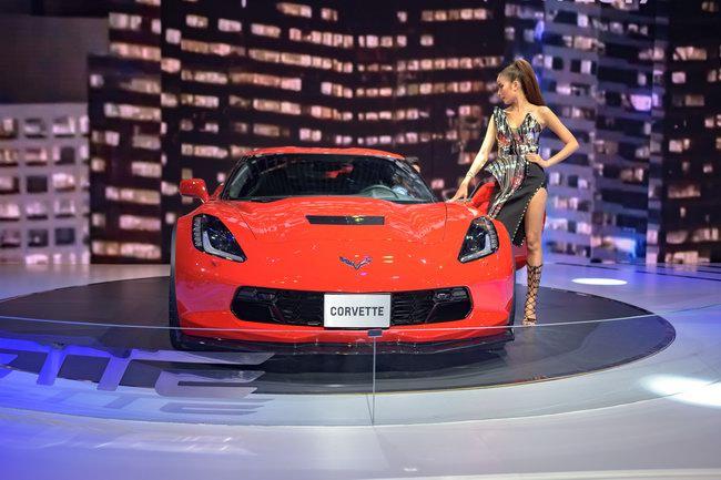 Xe thể thao Chevrolet Corvette Grand Sport đến Việt Nam - 3