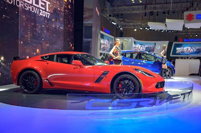 Xe thể thao Chevrolet Corvette Grand Sport đến Việt Nam - 5