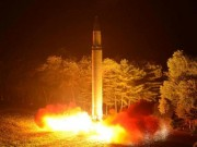 """Thế giới - Triều Tiên dọa dùng hạt nhân khiến Mỹ """"tan thành từng mảnh"""""""