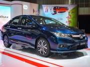 Tin tức ô tô - Cận cảnh Honda City 2017 1.5TOP tại VMS 2017