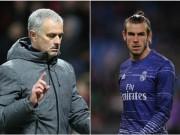 Bóng đá Ngoại hạng Anh - Chuyển nhượng MU 5/8: Mourinho xui Bale sớm bỏ Real