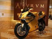 Thế giới xe - MV Agusta F4 dát vàng giá 2,7 tỷ đồng xa hoa cùng cực