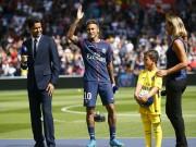 Bóng đá - Neymar ra mắt trăm nghìn CĐV PSG: Hoành tráng như siêu sao Hollywood