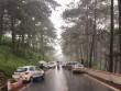 """Đà Lạt: 4 ô tô tông nhau gần """"nhà ma"""" trên đèo Prenn, nhiều người nhập viện"""