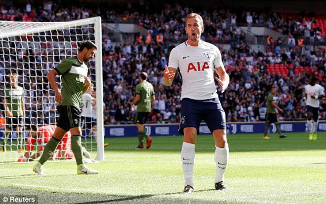 Tottenham - Juventus: Hai cú đấm choáng váng - 1
