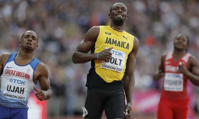 """Chấn động thế giới: Usain Bolt thua sốc, mất ngôi """"vua chạy 100m"""" - 14"""