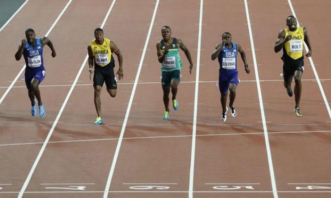 """Chấn động thế giới: Usain Bolt thua sốc, mất ngôi """"vua chạy 100m"""" - 3"""