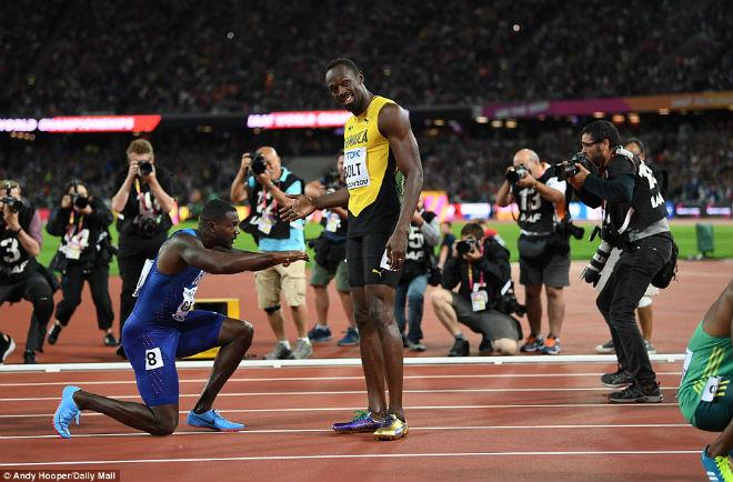 """Chấn động thế giới: Usain Bolt thua sốc, mất ngôi """"vua chạy 100m"""" - 12"""
