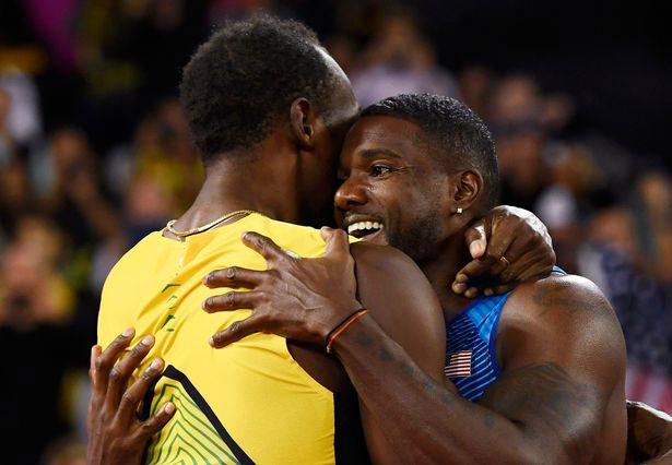 Usain Bolt mất ngôi vua 100m tâm phục, tán dương đối thủ Gatlin - 1