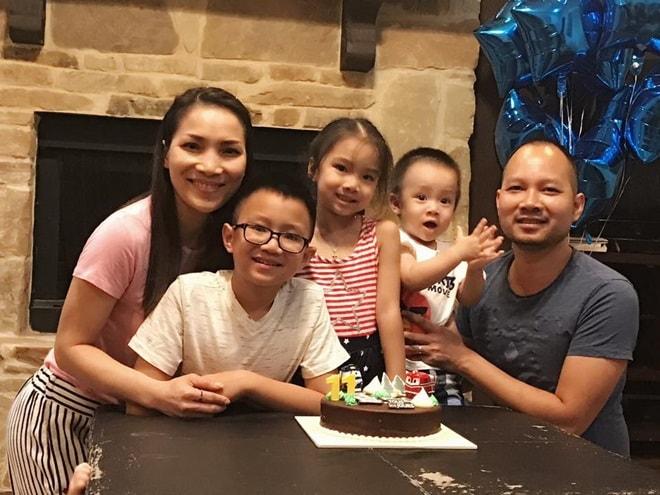"""Cuộc sống """"khó ngờ"""" của các mỹ nhân Việt lấy chồng nước ngoài - 1"""