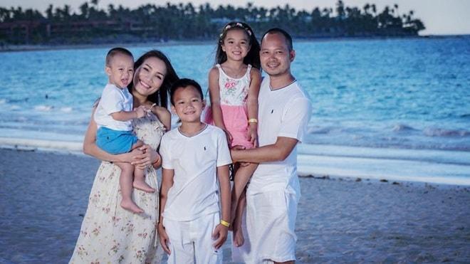 """Cuộc sống """"khó ngờ"""" của các mỹ nhân Việt lấy chồng nước ngoài - 2"""
