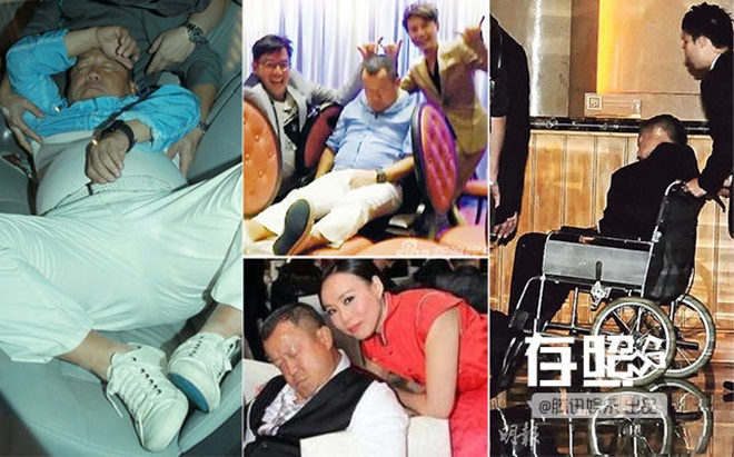 """""""50 sắc thái"""" của Lâm Chí Linh, Triệu Vy khi say xỉn quá đà - 4"""
