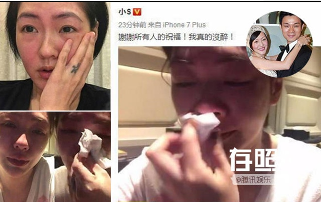 """""""50 sắc thái"""" của Lâm Chí Linh, Triệu Vy khi say xỉn quá đà - 5"""