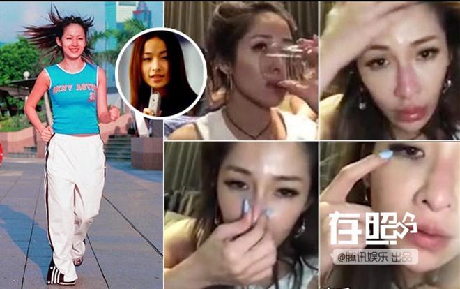 """""""50 sắc thái"""" của Lâm Chí Linh, Triệu Vy khi say xỉn quá đà - 7"""