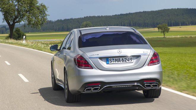Mercedes S-Class 2018 đã có tổng cộng 24 phiên bản - 6