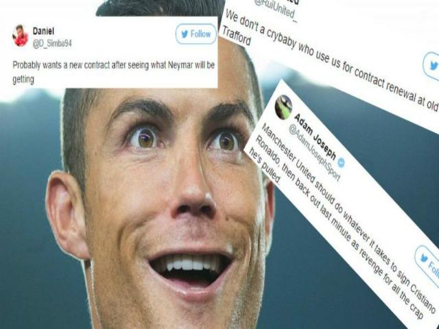 Ronaldo trốn thuế: Trăm triệu fan MU tức điên vì bị lợi dụng