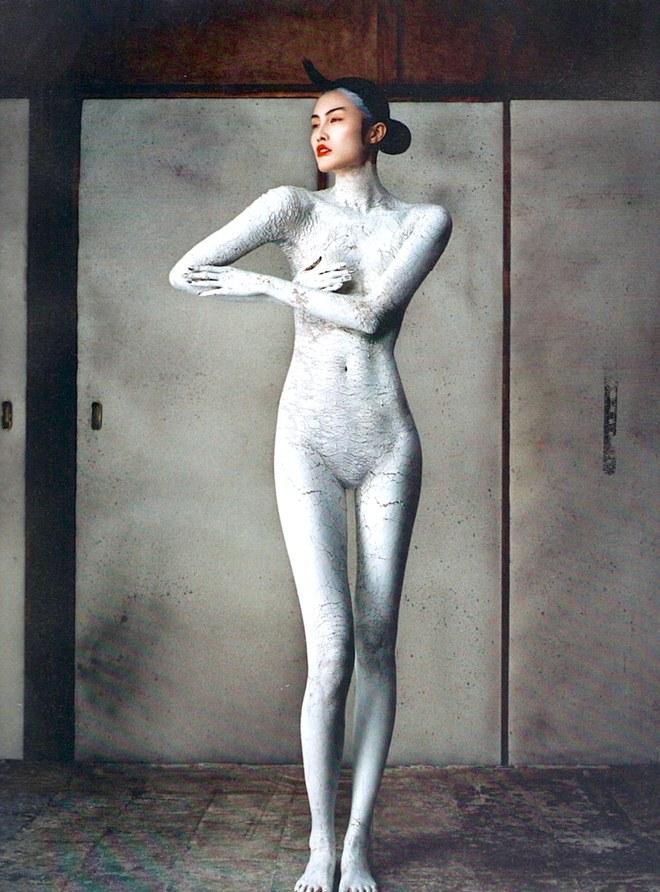 """Sắc vóc hoàn hảo của """"thiên thần"""" nội y đam mê chụp ảnh bán nude - 3"""