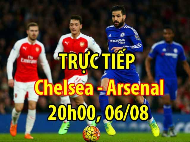 Chi tiết Chelsea - Arsenal: Tội đồ khó đoán (KT)