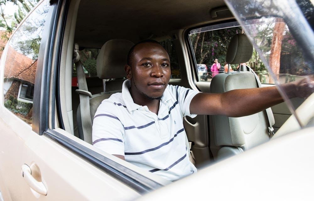 Lái xe Uber: Nghề nguy hiểm ở châu Phi - 2