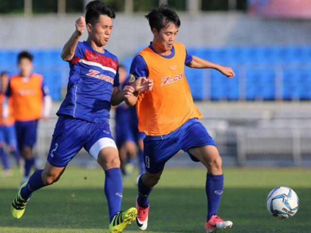 U23 Việt Nam luyện tuyệt chiêu như Barca, đợi hạ Busan