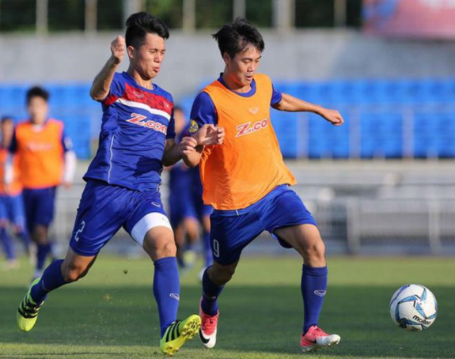 U23 Việt Nam luyện tuyệt chiêu như Barca, đợi hạ Busan - 2