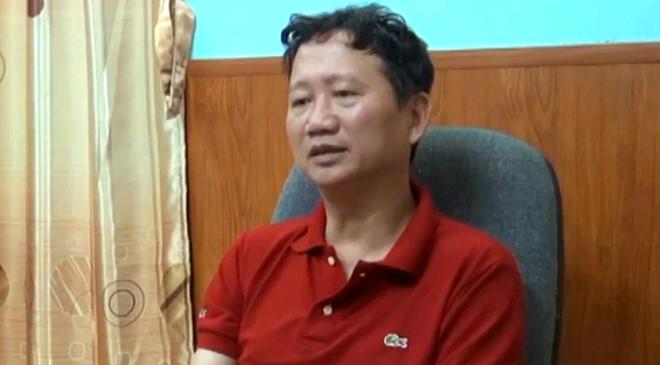 Nóng trong tuần: Trịnh Xuân Thanh nói lý do đầu thú - 1