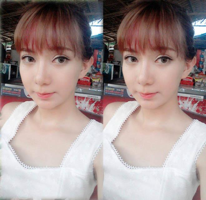 Hậu nâng ngực tiền tỷ, cô gái Nam Định được nhiều anh săn đón - 2