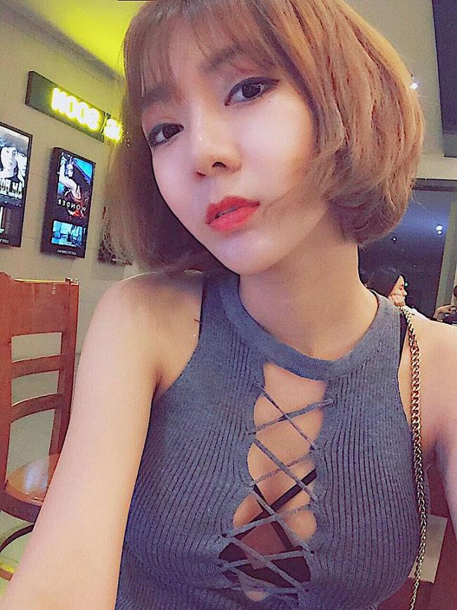 Hậu nâng ngực tiền tỷ, cô gái Nam Định được nhiều anh săn đón - 4