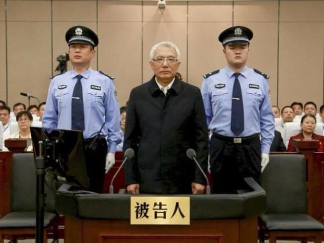 Trung Quốc kết án chung thân cựu bí thư tỉnh Liêu Ninh - 1