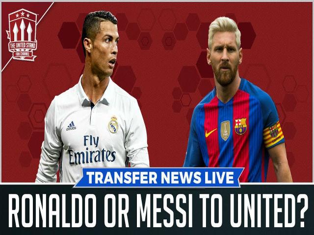 Siêu tỷ phú hỏi mua MU 4 tỷ euro: Neymar chưa là gì, gom cả Messi & Ronaldo?