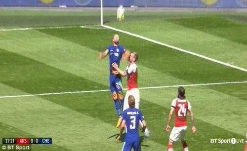 Chi tiết Chelsea - Arsenal: Tội đồ khó đoán (KT) - 5