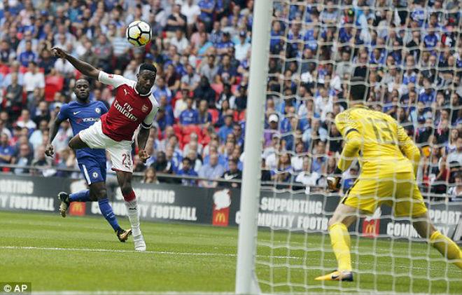 Chelsea - Arsenal: Derby máu lửa & màn đấu súng nghẹt thở (Siêu cúp Anh) - 1