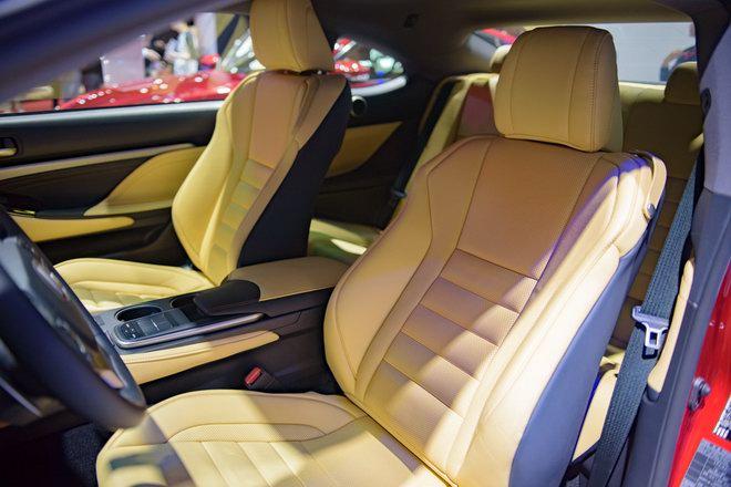 Lexus RC Turbo giá 2,98 tỷ đồng tại VMS 2017 - 8