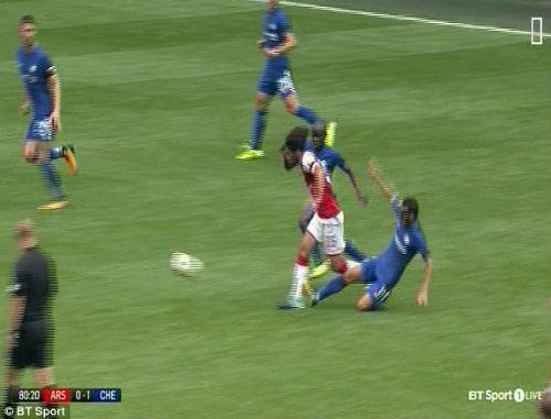 Chi tiết Chelsea - Arsenal: Tội đồ khó đoán (KT) - 8
