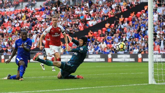 Góc chiến thuật Arsenal – Chelsea: Cái may cùi chỏ & tội đồ Morata - 1