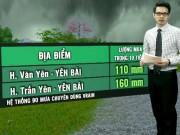 Dự báo thời tiết VTV 6/8: Bắc Bộ mưa giảm dần