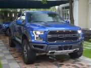 Tư vấn - Bộ đôi hàng khủng Ford F-150 Raptor giá 4,5 tỷ đổ bộ TP.HCM